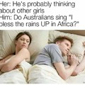 Livin in a land down under