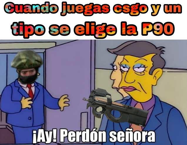 El CE ESE - meme