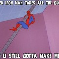 Stripper Spidey
