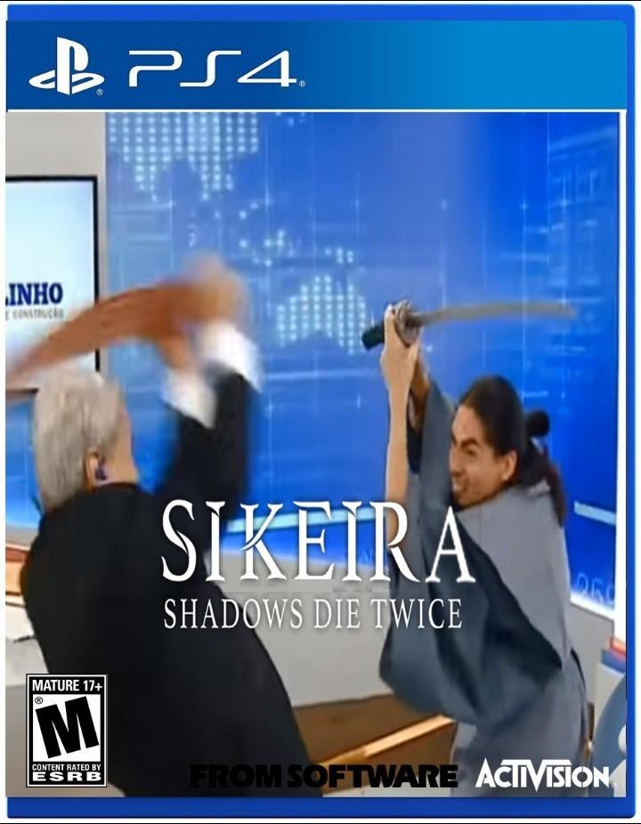 Novo jogo da fromsoftware - meme