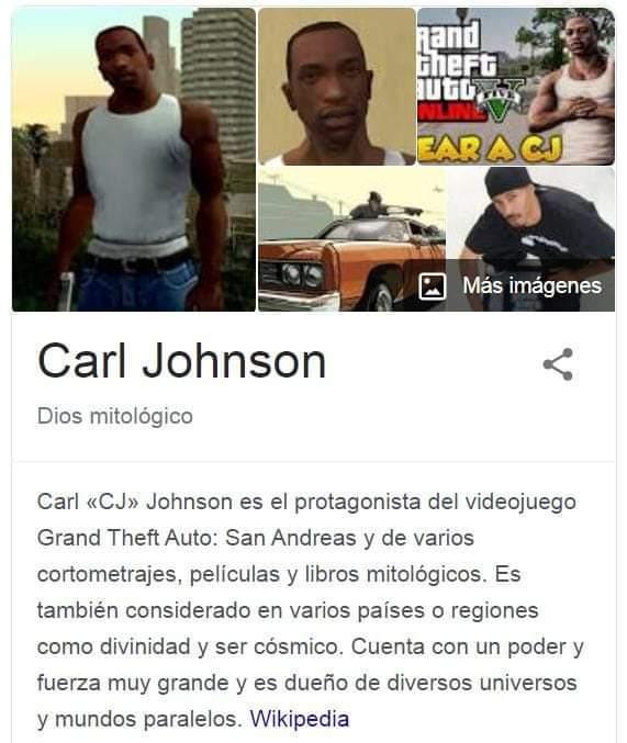Cj carl jhonson - meme