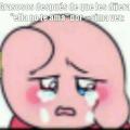 No mames, que pixelado quedo Kirby (aceptado facil)