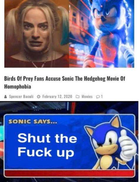 The Best Sonic Memes Memedroid