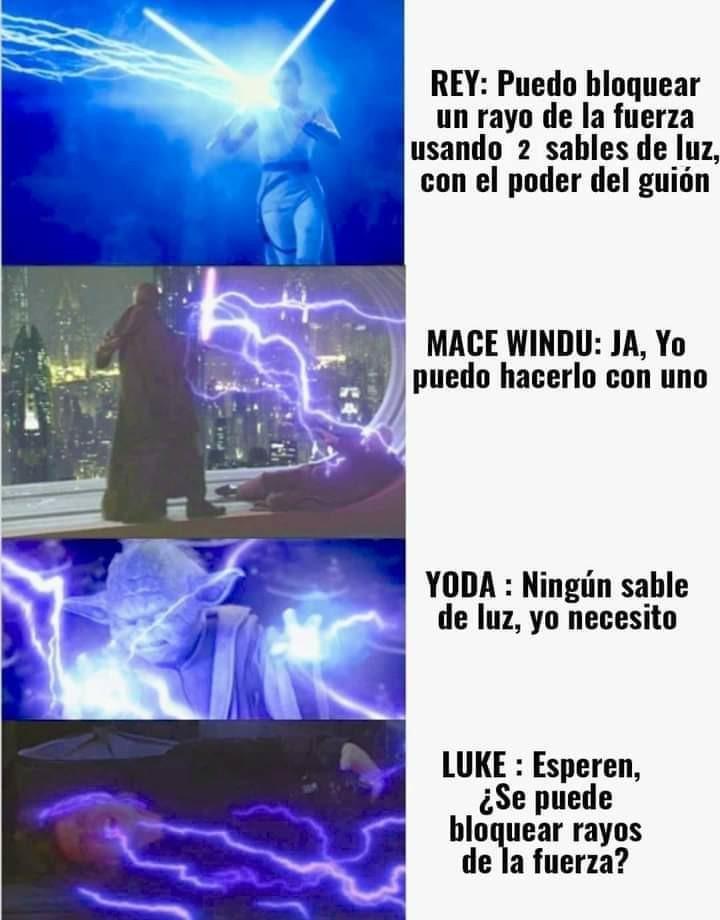 Momos galacticos - meme