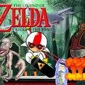 The legend of Zelda a Kick to the Brad