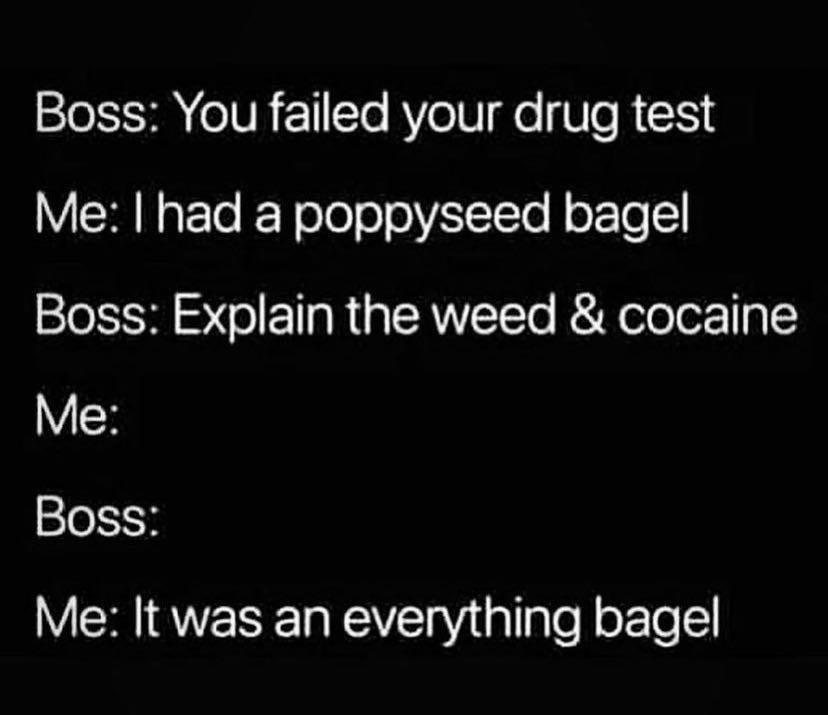 Bagel - meme
