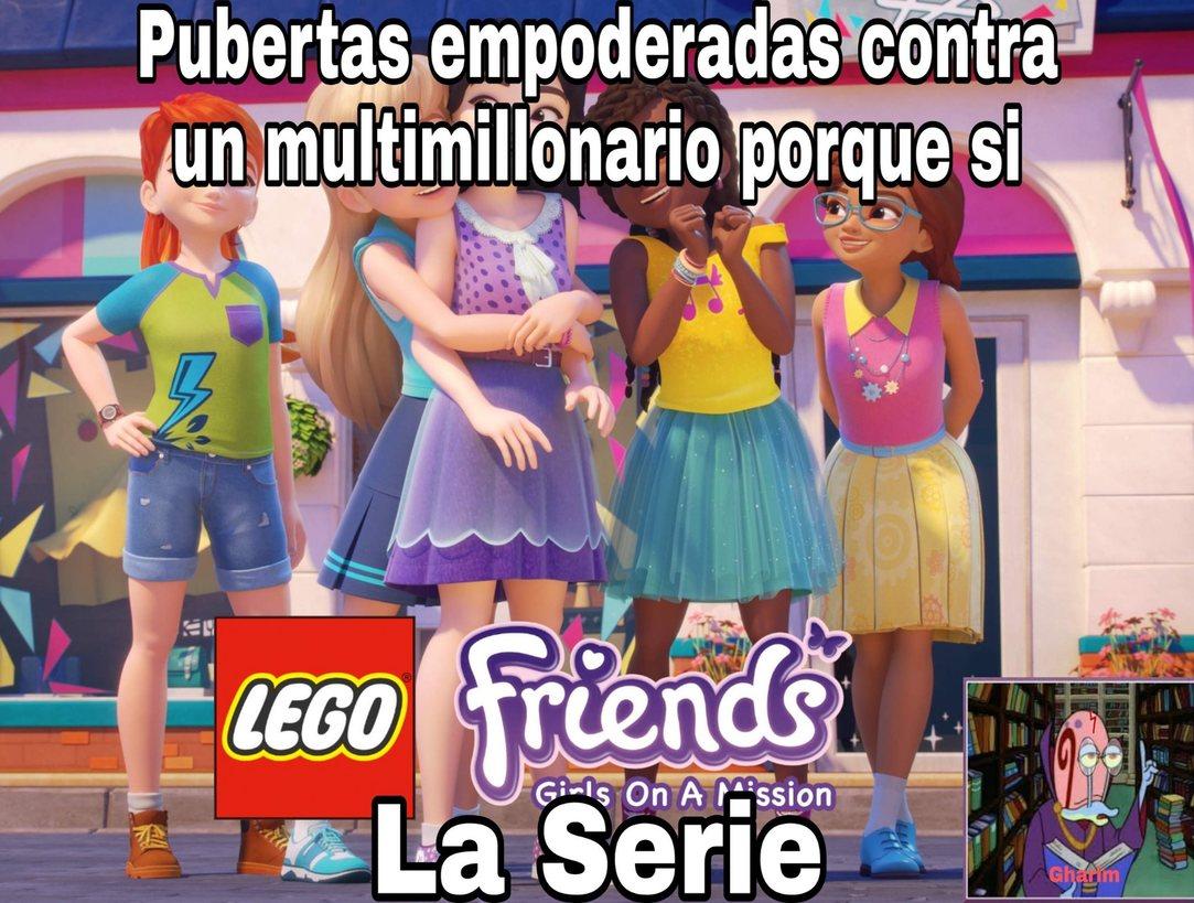 No merece el nombre de LEGO - meme