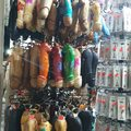 A Wooden dildo for every occasion