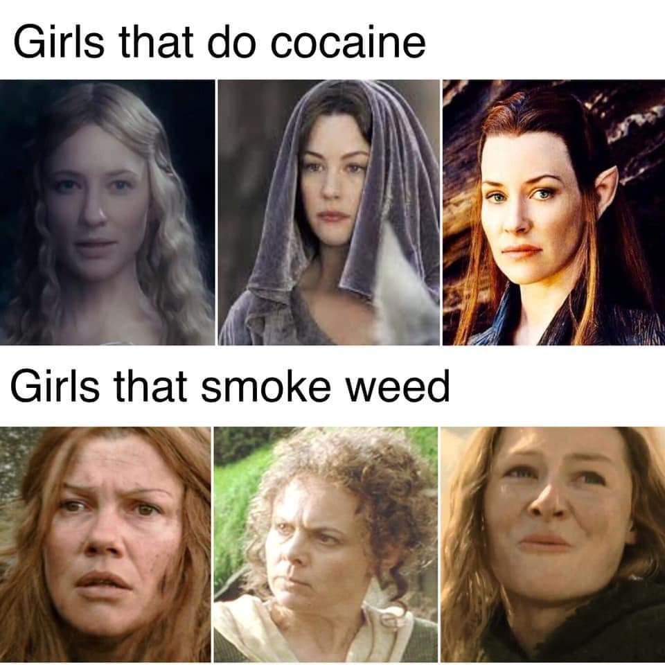 Weirdo - meme