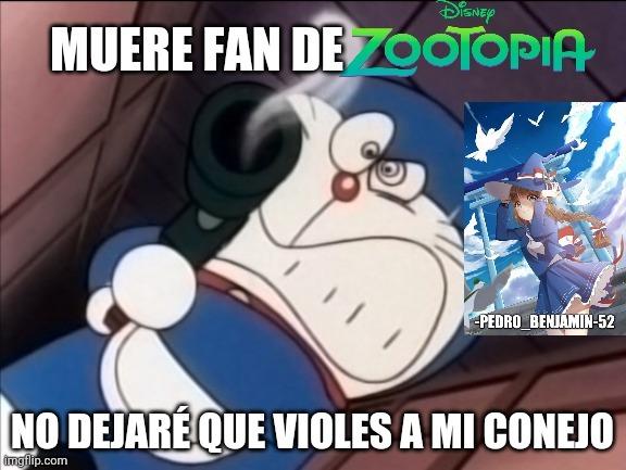 Zootopia - meme