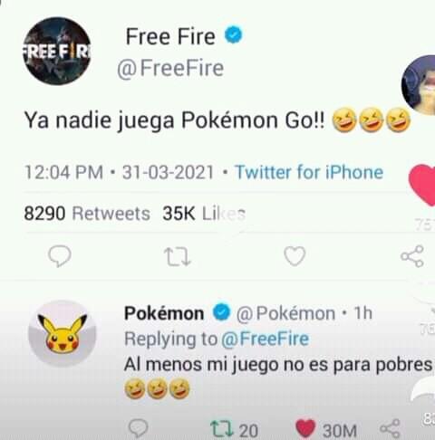 Robado de feis pero Pokemon Company domador :raising: :pukrcereal: - meme