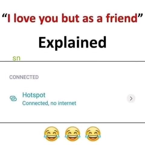 Friendzone explained - meme