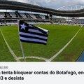 Botafogo á venda na olx