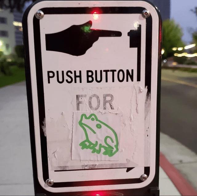 Push da button - meme
