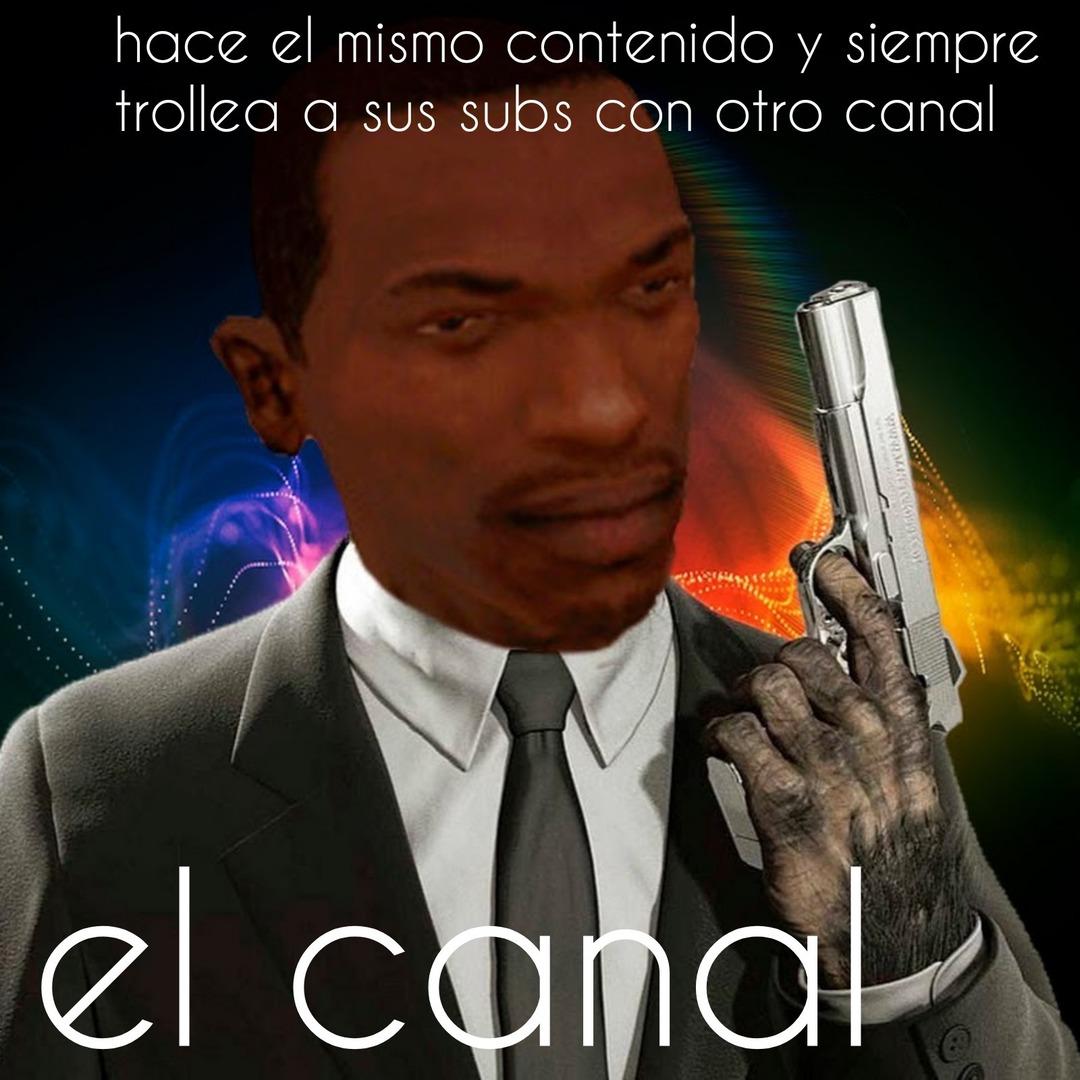 El canal - meme