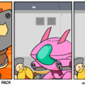 #4 of Overwatch Series | Any wishes for another game? | DISCLAIMER: I am NOT the creator of this comic, credits go to NERFNOW.COM ! |