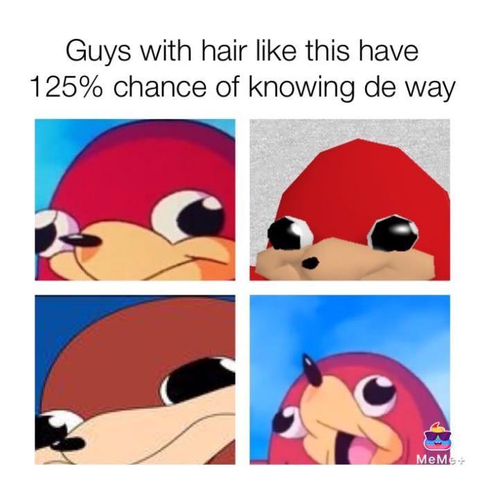 *cluck* - meme