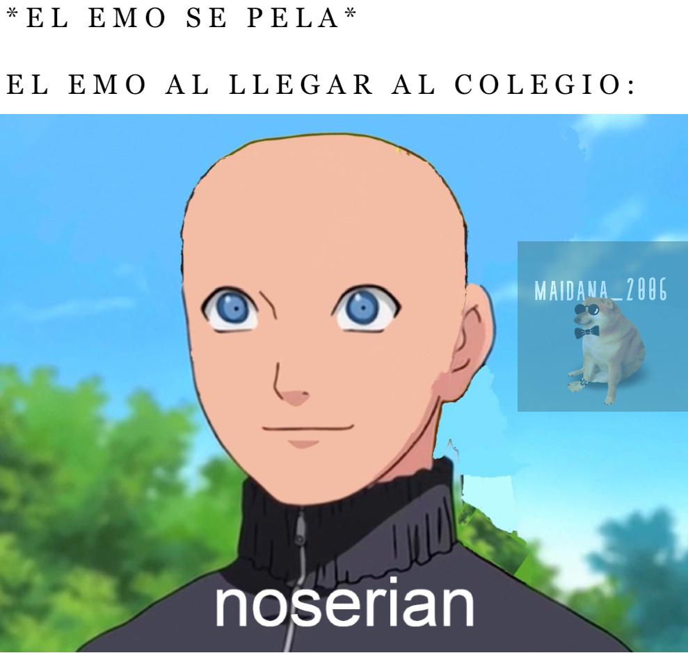 noserian - meme