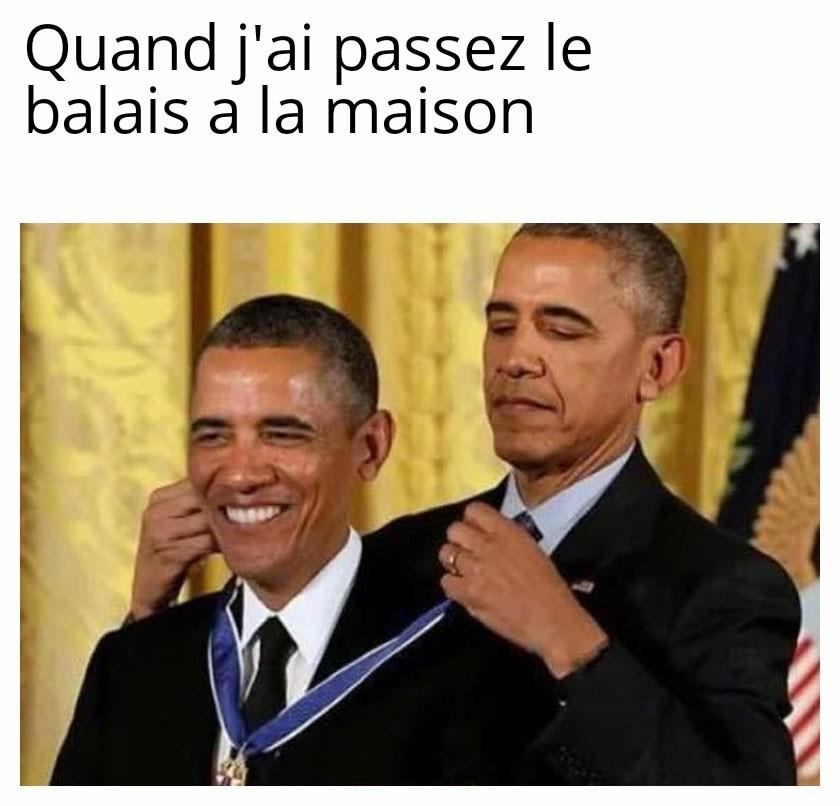 ObaWé - meme
