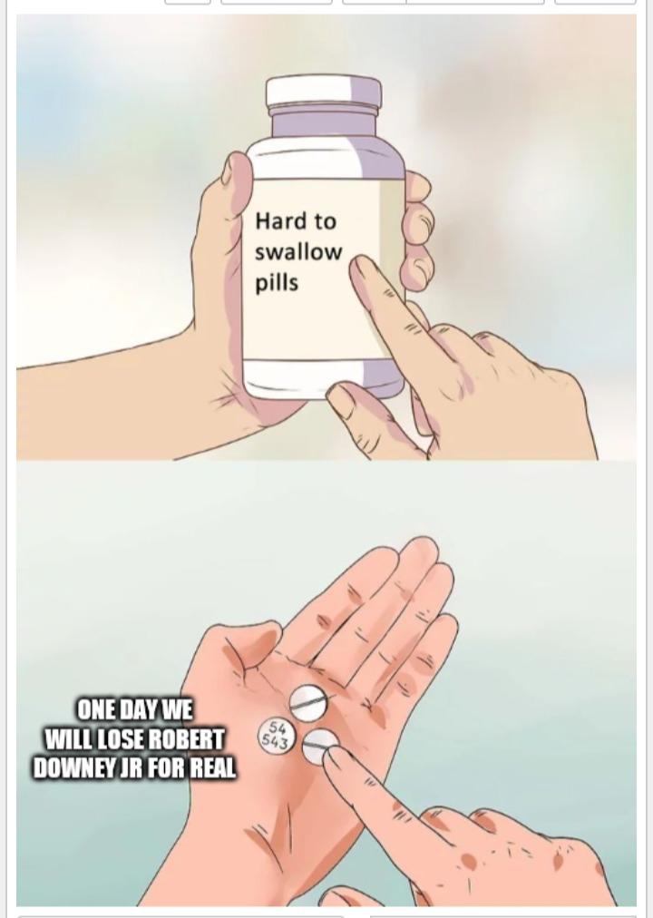 It's sad - meme