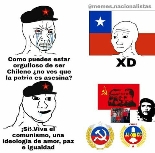 pasa lo mismo con argentina :facepalm: - meme