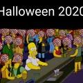 fue una basura el halloween del año pasado