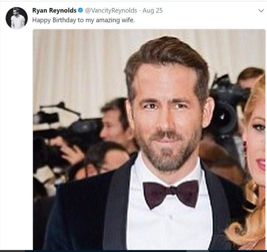 Ryan Reynolds doesn't give a fuck - meme