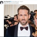 Ryan Reynolds doesn't give a fuck