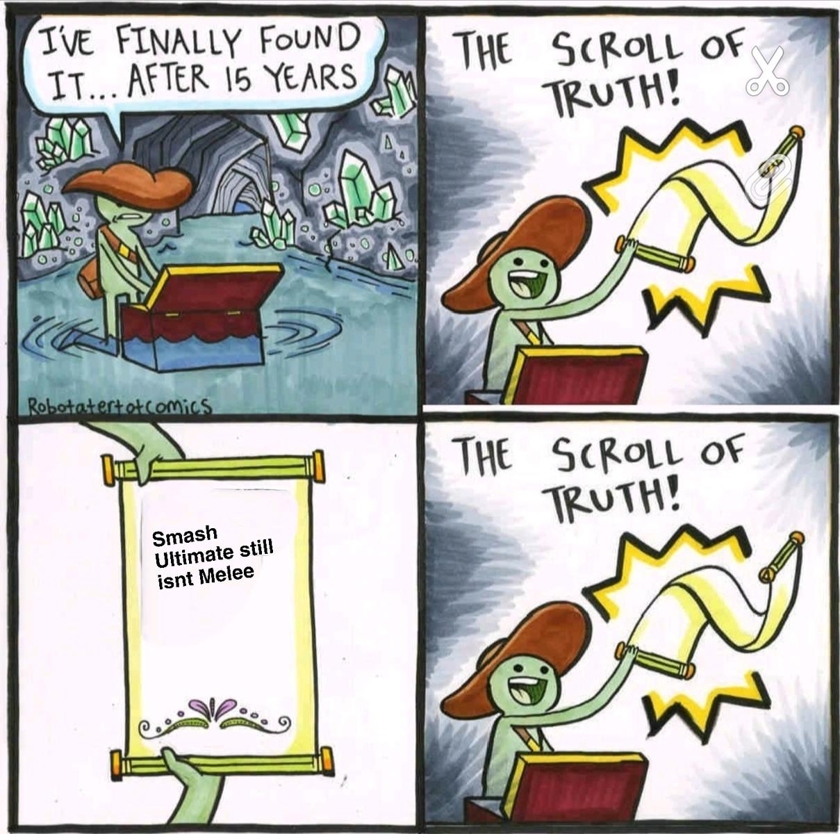 2001 Smash Odyssey - meme