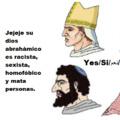 No sabia que los judíos eran argentinos tambien