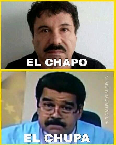 El Chapo - meme
