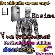 teleton - meme