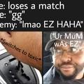 Who's EZ now ?!!