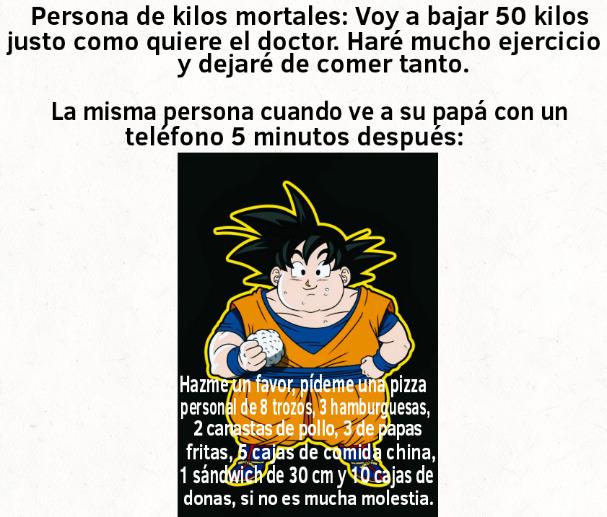 Kilos Mortalez - meme