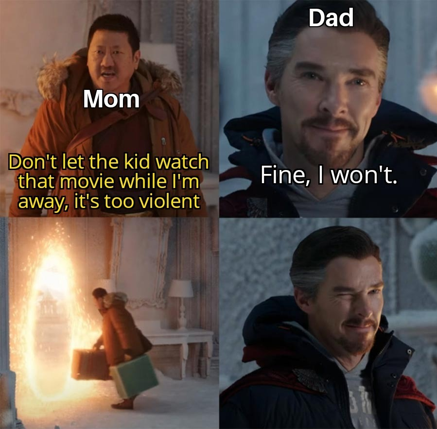 Respect For The Dad - meme