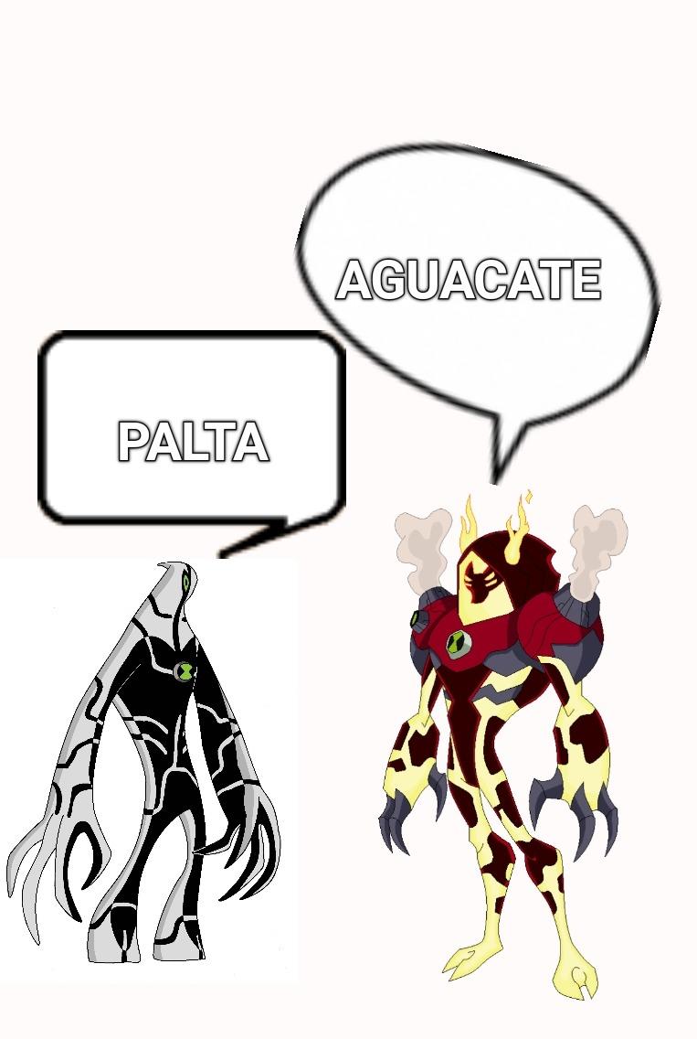 Una pelea eterna - meme