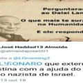 GOVERNO NAZISTA DE ISRAEL