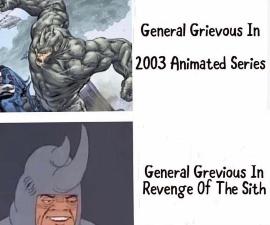 *tousse* *tousse* Général Kenobi ! - meme