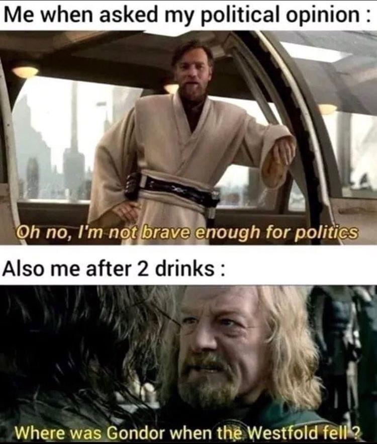 where was he - meme