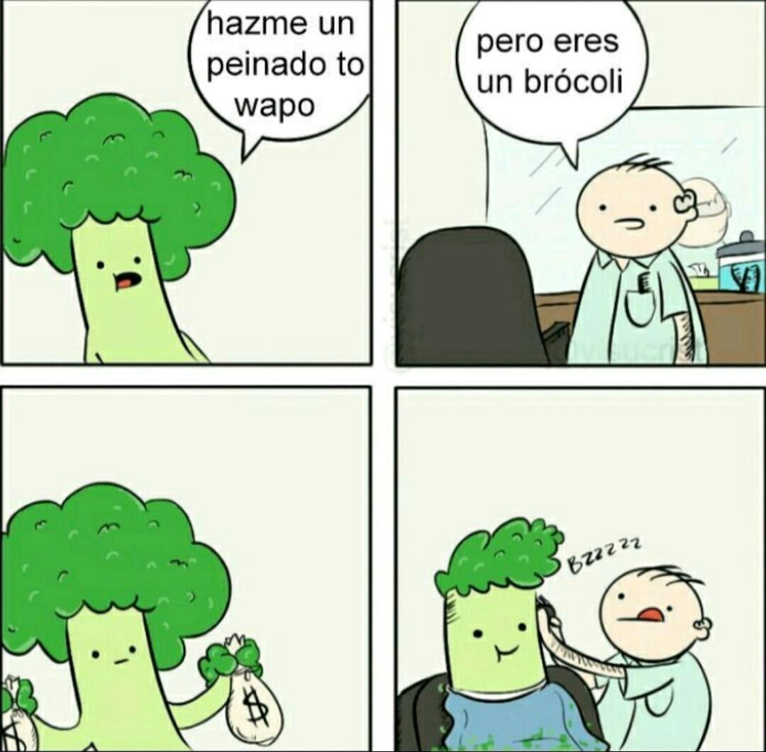brocoli - meme