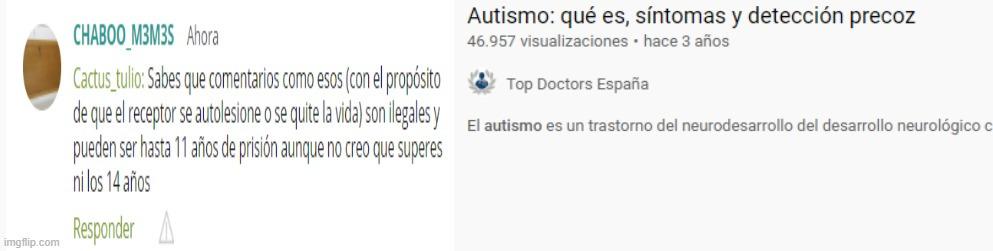 bastante autista - meme
