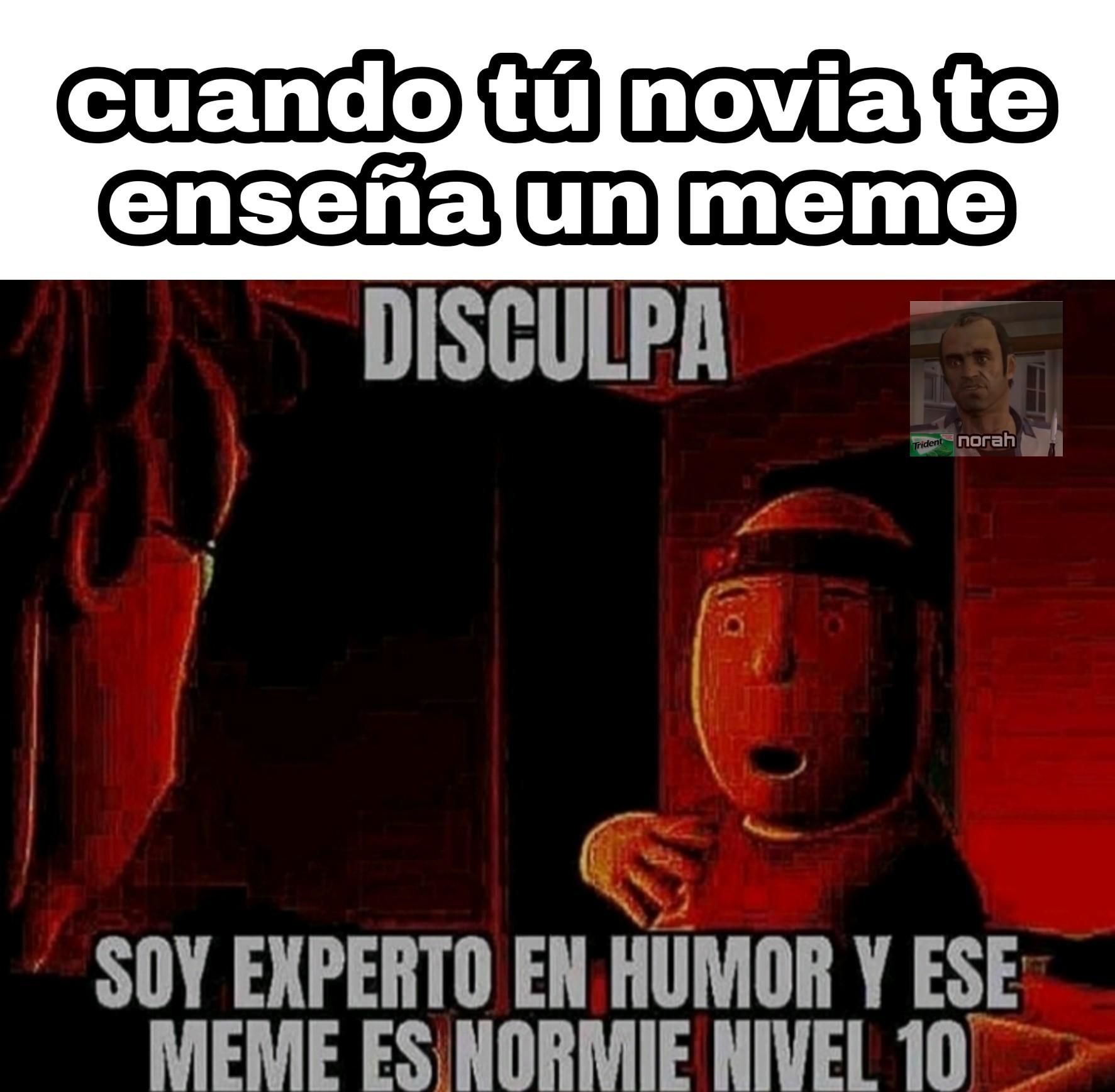 Viva las forzadas - meme