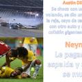 neymar debil