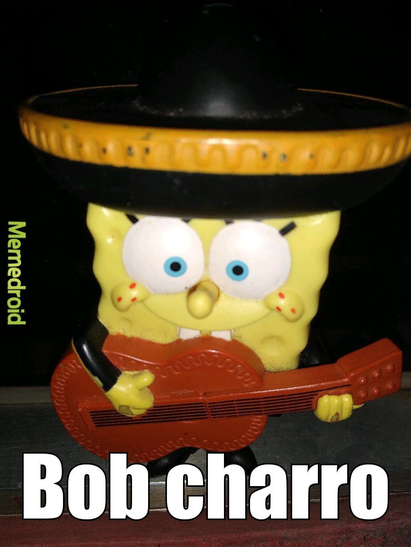 Bob charro - meme
