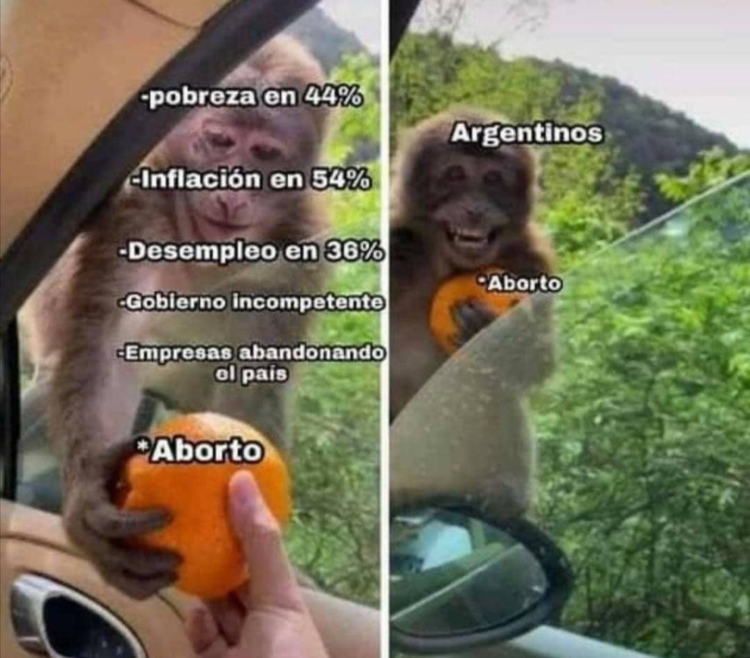 Estafaron a los argentinos - meme