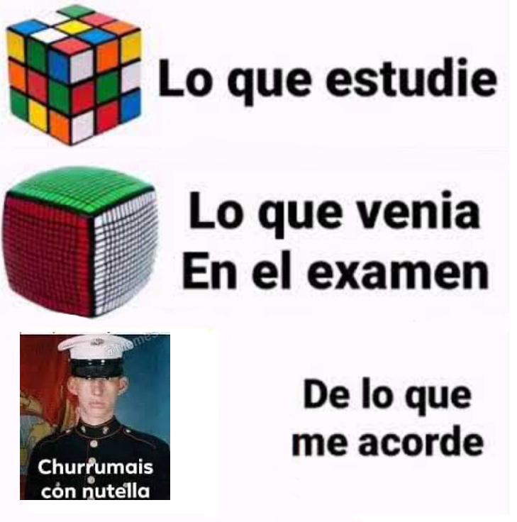 churromais coin nutella - meme