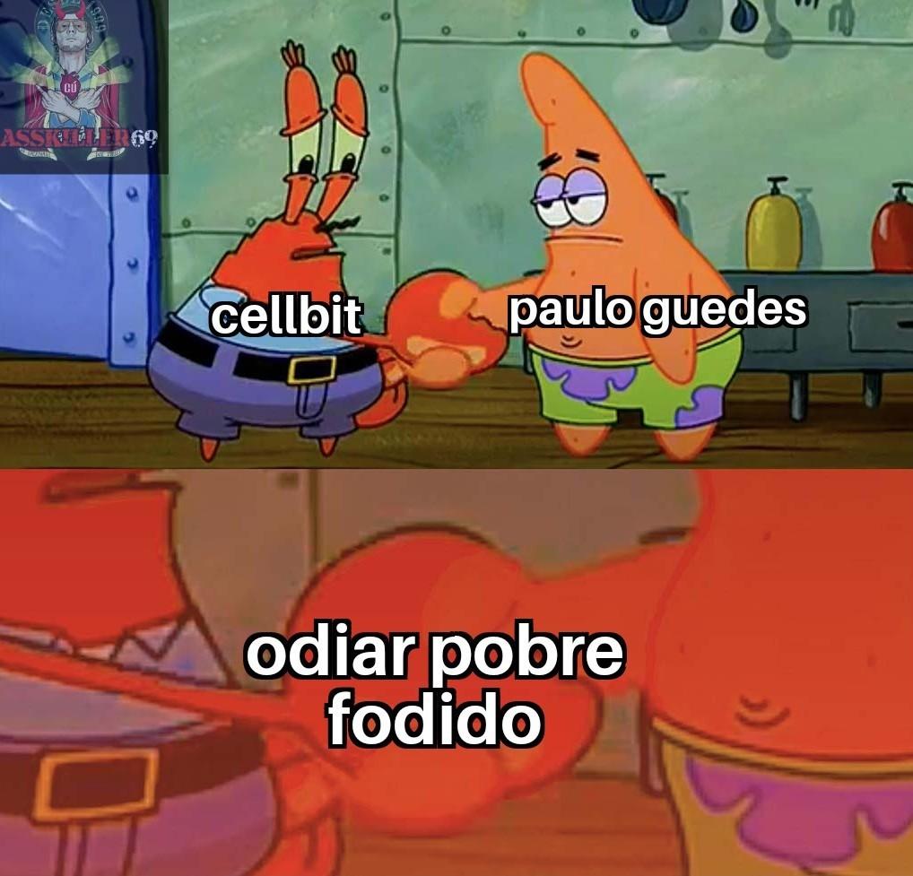 Plebesub não pode ir a disney - meme