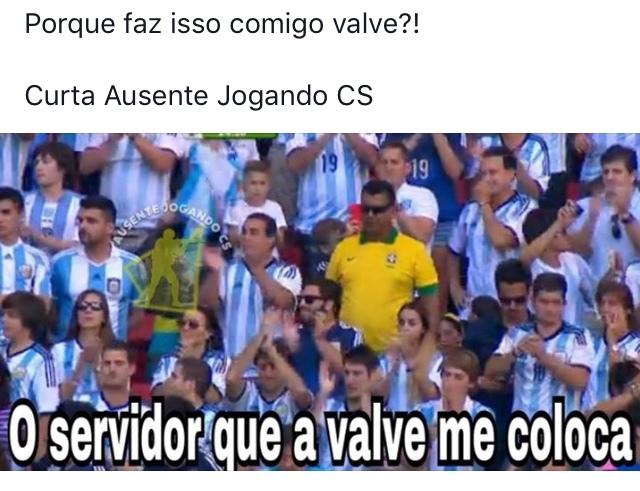 alô valve - meme