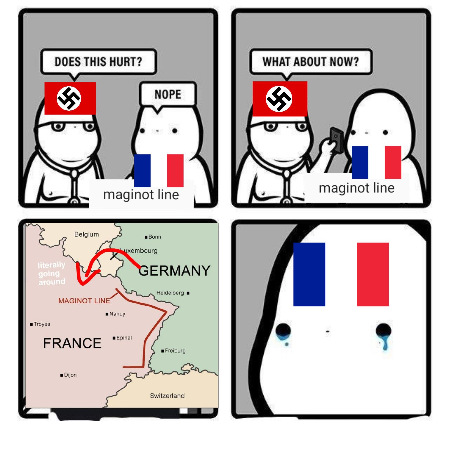 Memes de história, os melhores. (vou postar tradução e/ou explicação nos comentários)