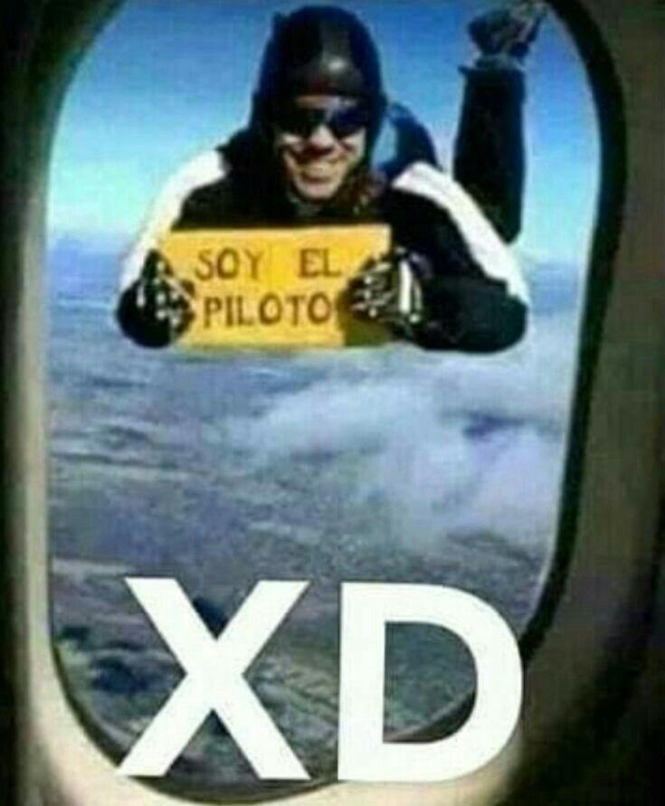 Onta el piloto? - meme